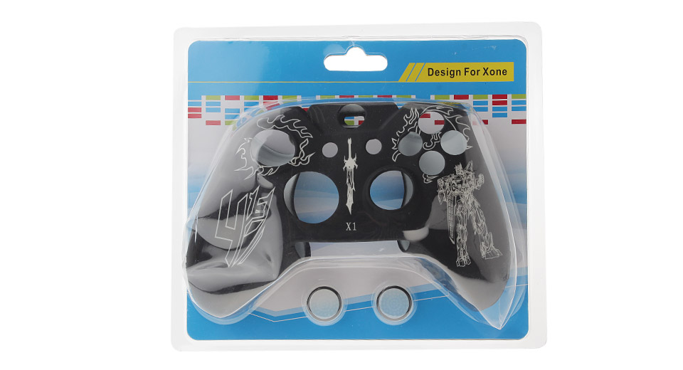 Book Cover White Xbox One : Protective silicone case cover for xbox one wireless