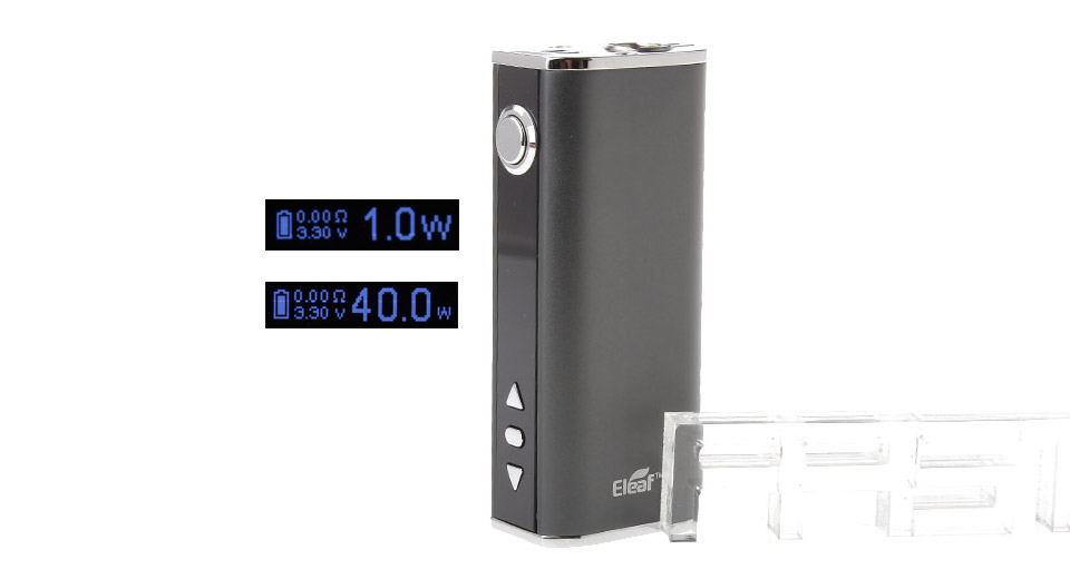 Authentic Eleaf iStick 40W 2600mAh Temperature Control VW APV Box Mod
