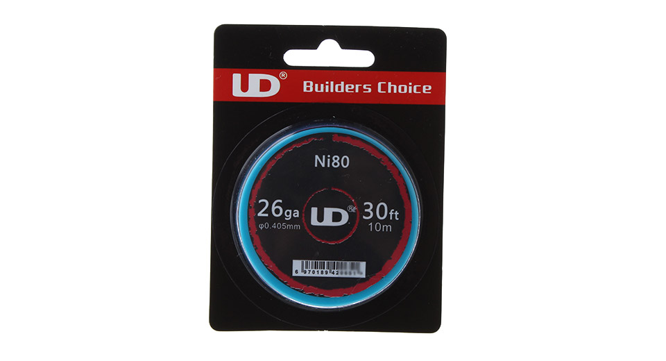 Product Image: authentic-ud-nichrome-heating-wire-for