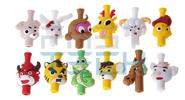 Chinese Zodiac Animal Style Silicone 510 Drip Tip (12 Pieces)