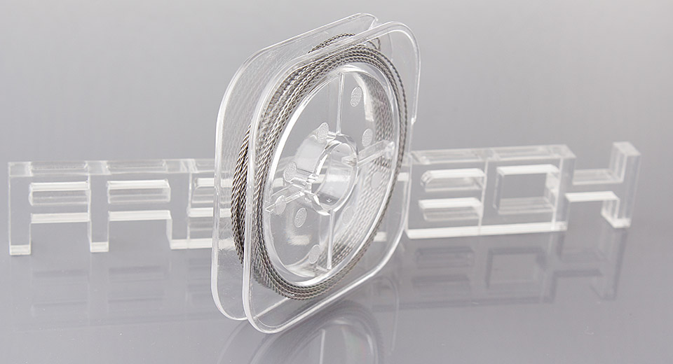 Product Image: kanthal-a1-twisted-heating-wire-for-rebuildable