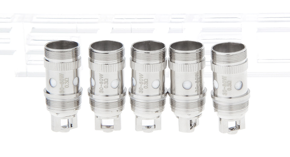 Product Image: 5pcs-authentic-eleaf-sub-ohm-replacement-ec-coil