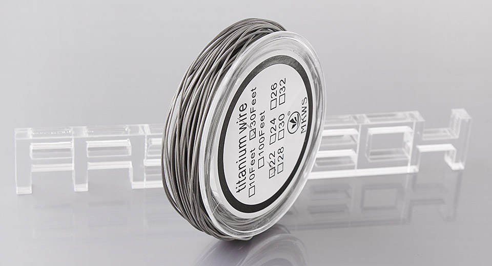 Product Image: authentic-mkws-titanium-heating-wire-for