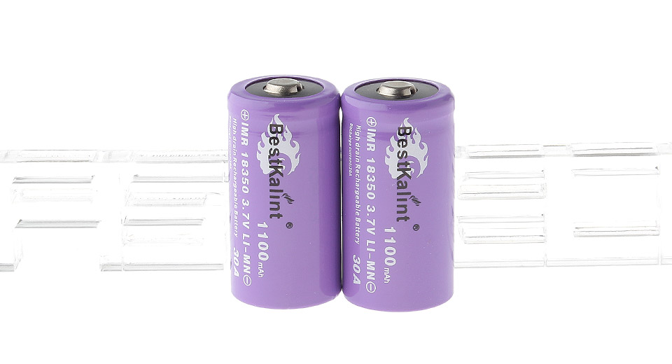 Product Image: authentic-bestkalint-imr-18350-3-7v-1100mah