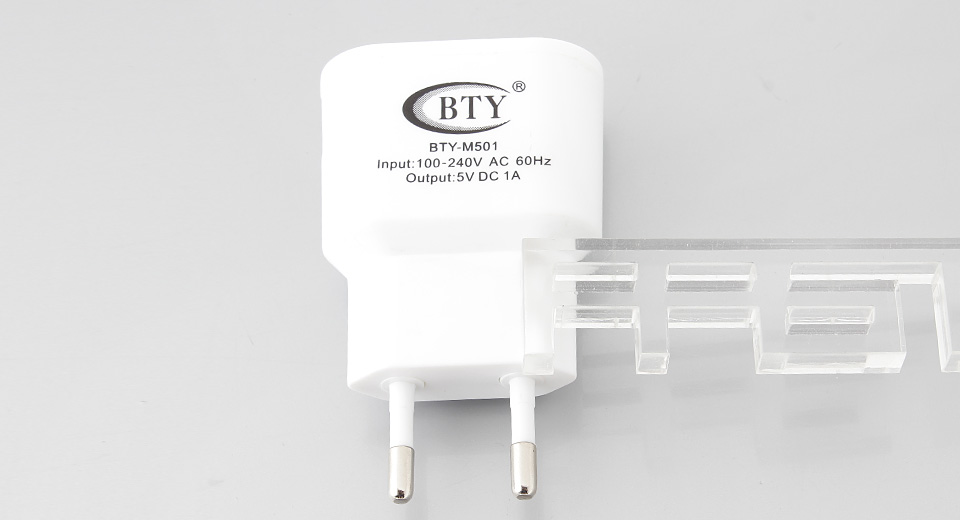 Product Image: authentic-bty-m501-usb-ac-charger-power-adapter