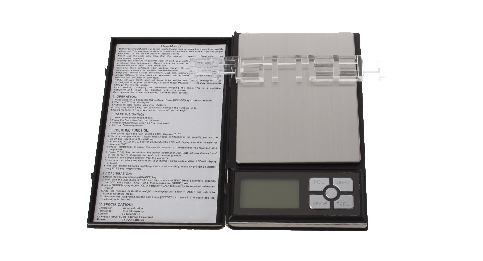 Product Image: mh-1108-1-82-lcd-notebook-jewelry-digital
