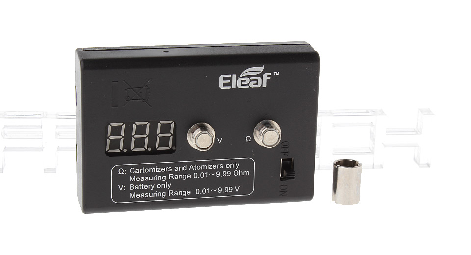 Product Image: authentic-digital-ohmmeter-voltmeter