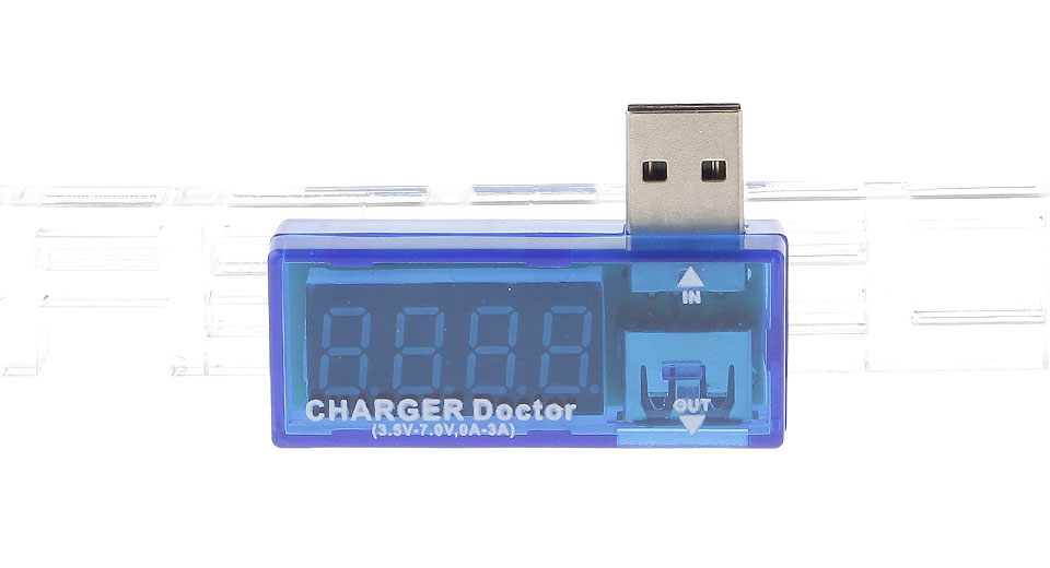 Product Image: 4-digit-red-display-usb-power-charger-voltage