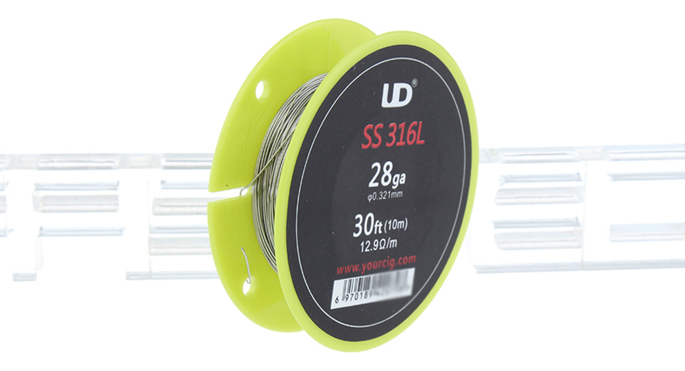 Product Image: authentic-ud-316l-stainless-steel-resistance-wire