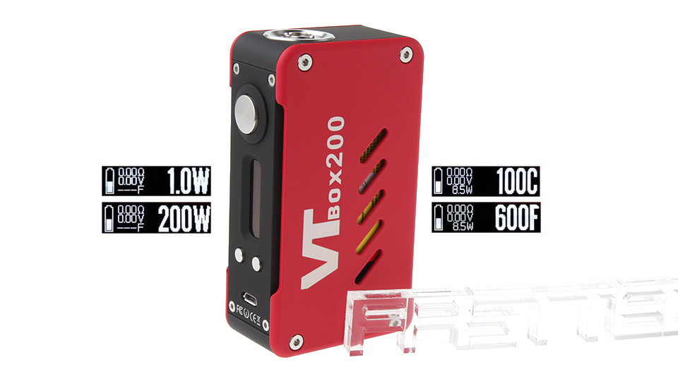 Product Image: original-vapecige-vtbox200-1500mah-tc-vw-variable