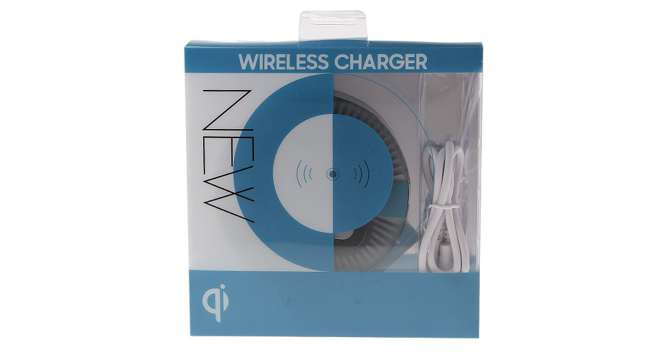 GDP-1011 Desktop Qi Inductive Wireless Charger Transmitter