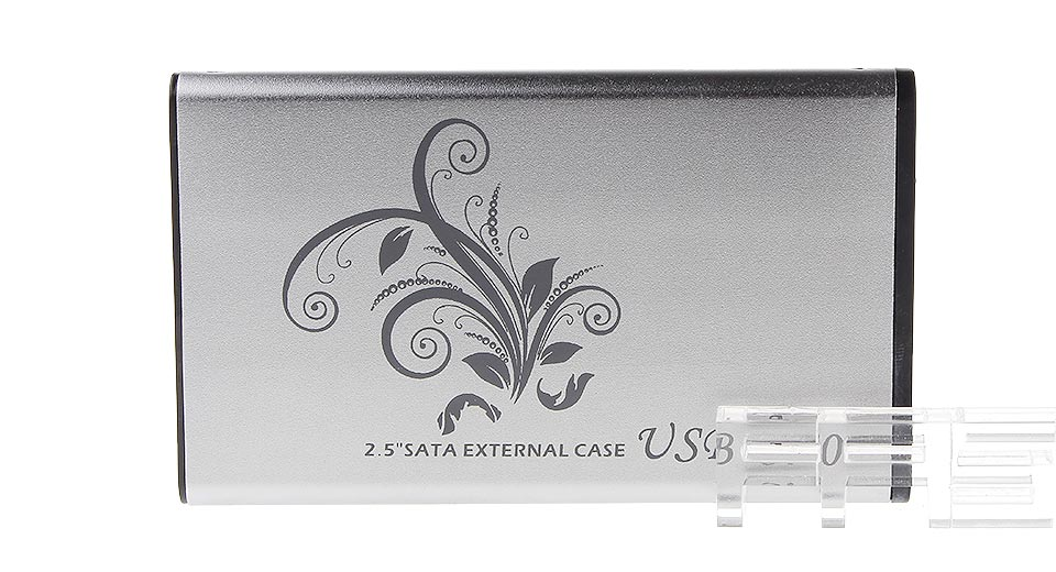 Product Image: s254bu3-usb-3-0-2-5-sata-external-case-hdd-ssd