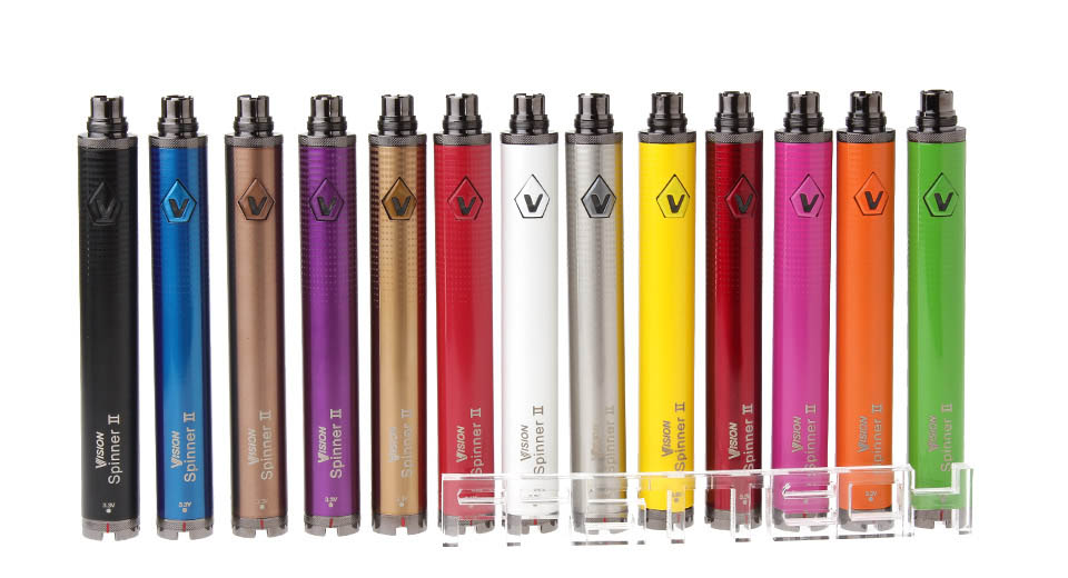 Product Image: vision-spinner-ii-1100mah-vv-variable-voltage-e
