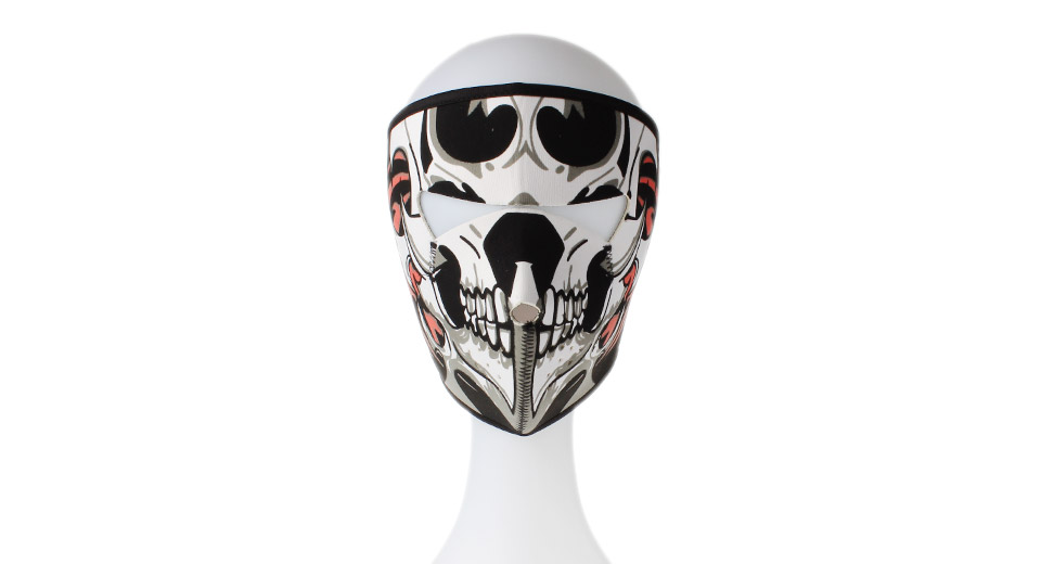 Product Image: skull-pattern-outdoor-neoprene-face-mask