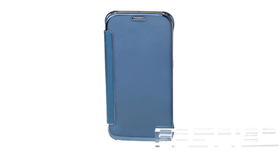 Flip-Open PC Protective Case Cover for Samsung Galaxy S6
