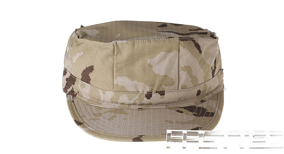 Product Image: outdoor-cotton-unisex-military-octagonal-cap