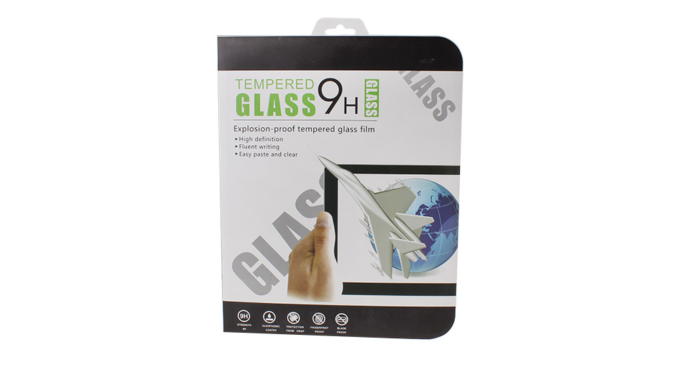 Tempered Glass Screen Protector for Samsung Galaxy Tab 10.1""