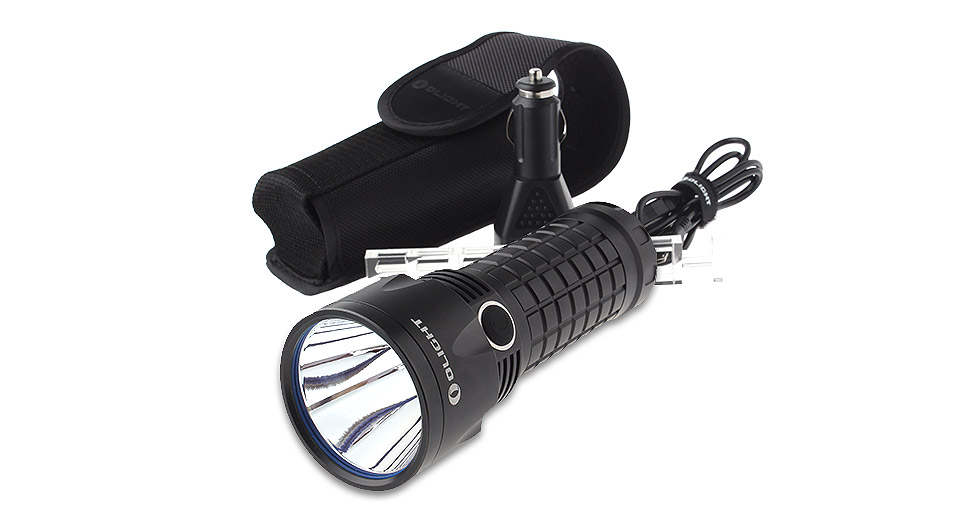 Product Image: authentic-olight-sr52ut-led-flashlight-gift-set