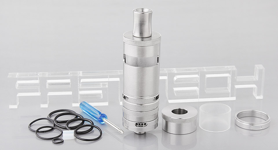Product Image: gs-ii-styled-rta-rebuildable-tank-atomizer-3ml