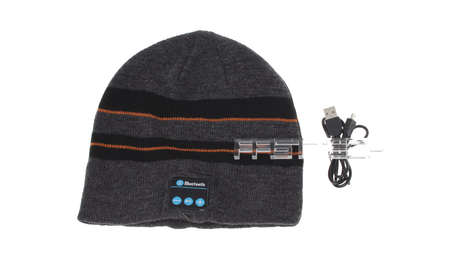 Bluetooth V3.0+EDR Cotton Knitted Beanie Hat