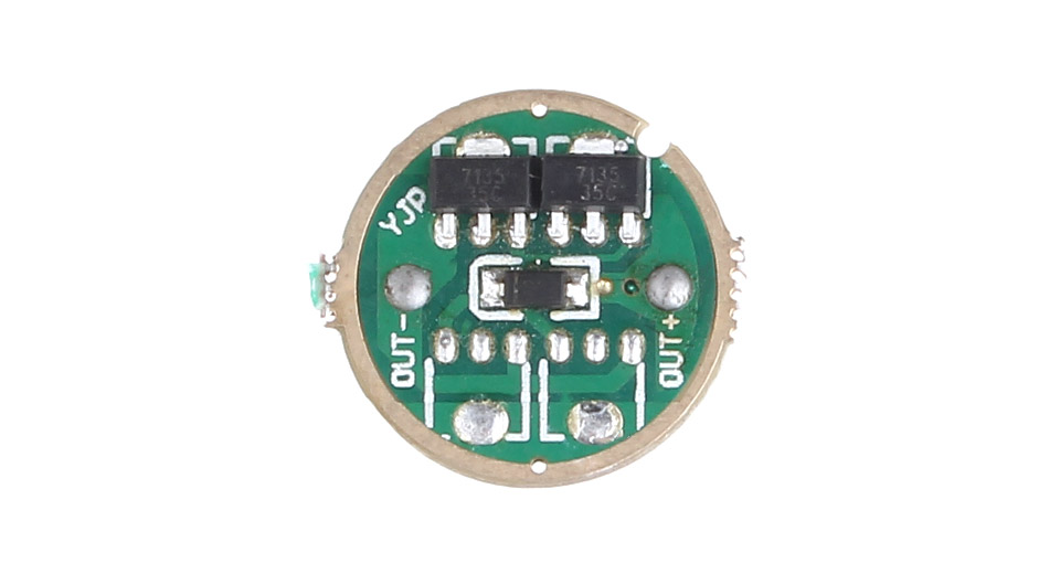 Product Image: 700ma-1-mode-led-driver-circuit-board-for