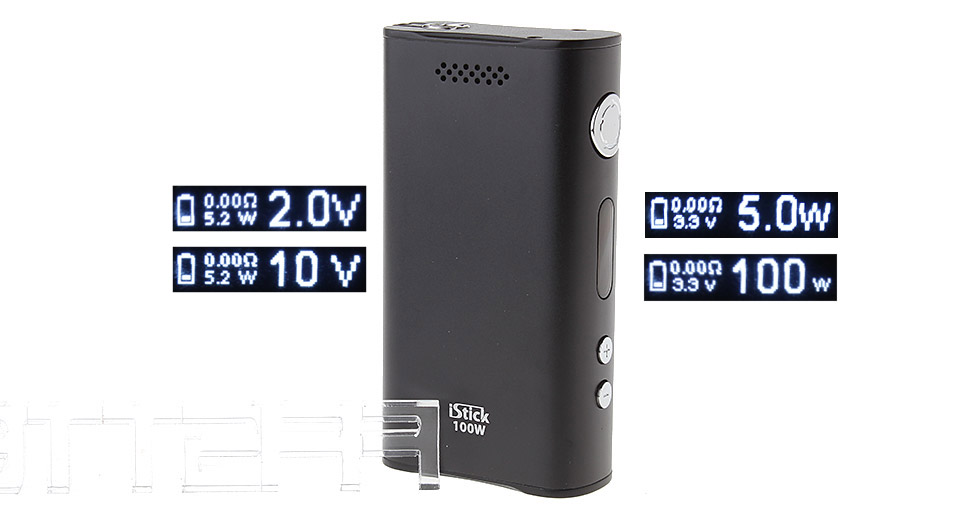Product Image: sale-authentic-eleaf-istick-100w-variable-voltage
