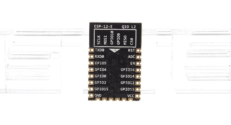 ESP8266 ESP-12E Wi-Fi Wireless Serial Port Data Transceiver Module