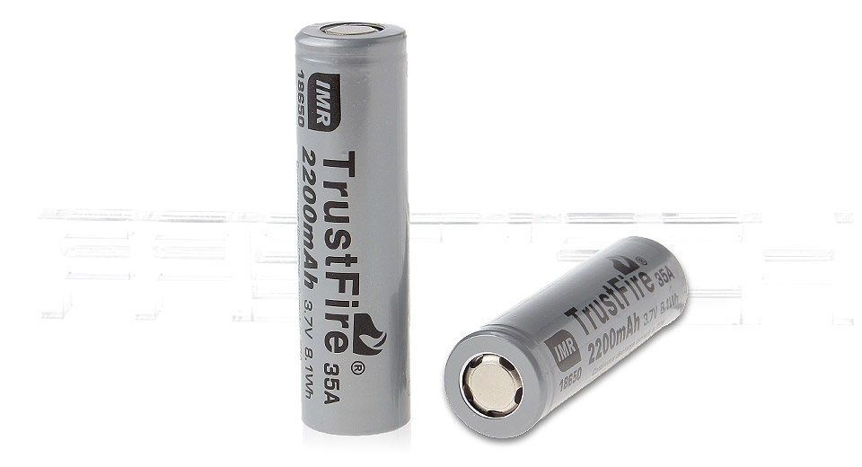 Product Image: authentic-trustfire-imr-18650-3-7v-2200ma
