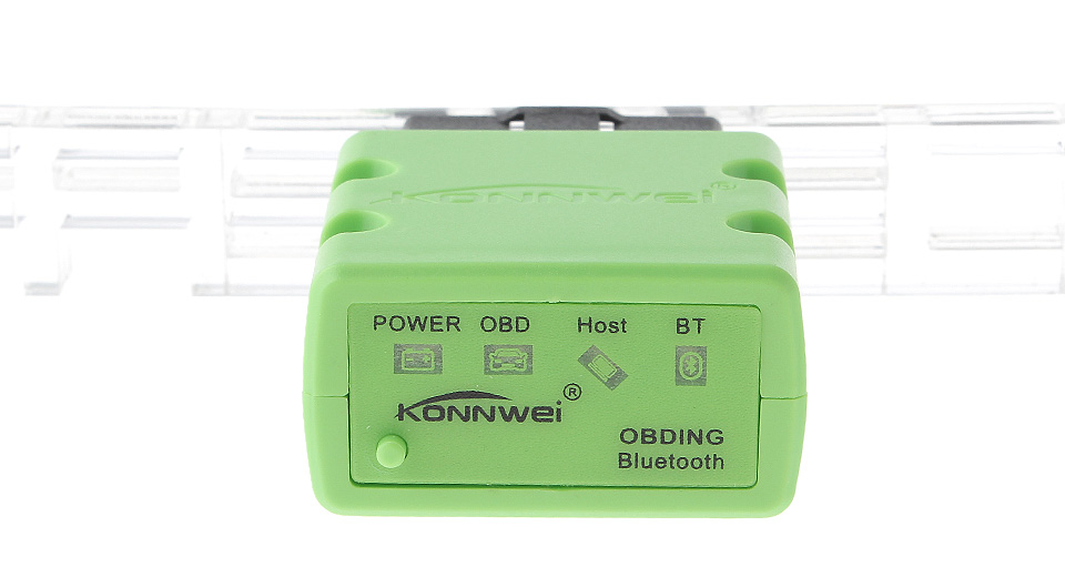 Authentic KONNWEI KW902 ELM327 OBDII / OBD2 Car Diagnostic Tool