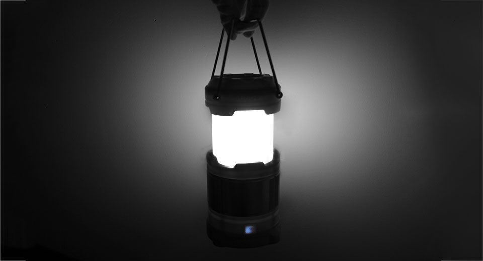 Authentic SUBOOS 8806 Rechargeable LED Outdoor Camping Lantern