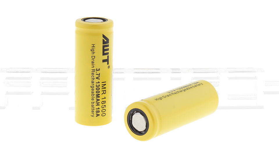Product Image: authentic-aweite-awt-imr-18500-3-7v-1300mah
