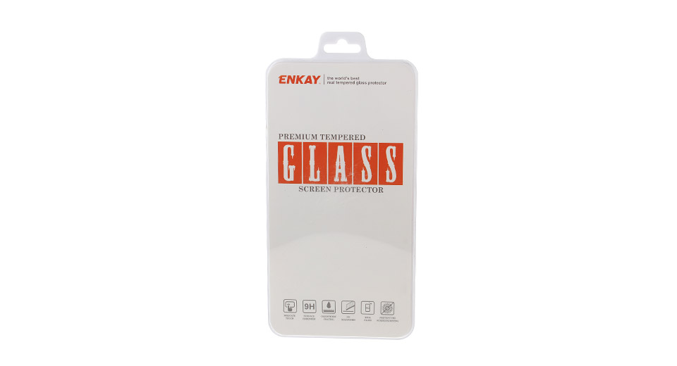 ENKAY Tempered Glass Screen Protector for Samsung Galaxy Note5