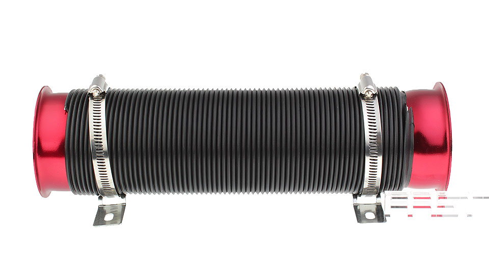 """23.02 3"""" Flexible Car Cold Air Intake Hose Duct Pipe - 76mm inner dia"""