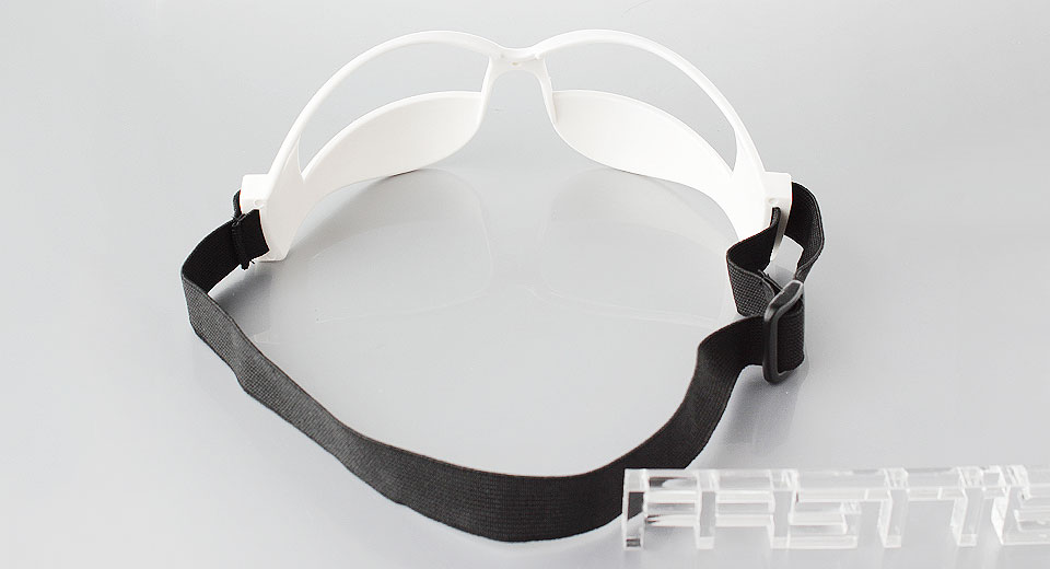 e62e3882b3c4  3.35 Basketball Training Heads Up Dribble Goggles Glasses ...