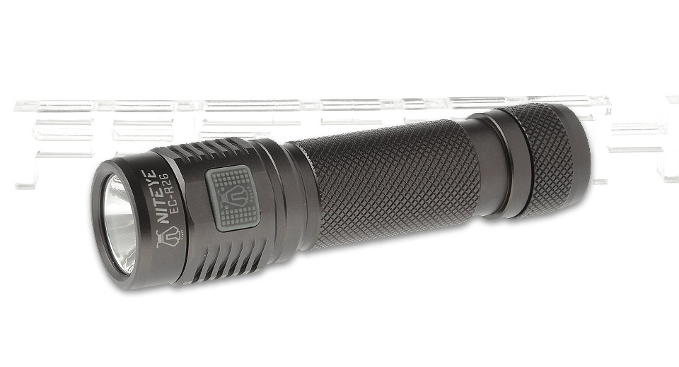 $28.65 Authentic NITEYE EC-R26 LED Flashlight