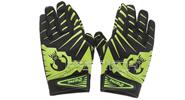 Authentic QEPAE QG7517 Sports Cycling Full Finger Gloves (Size XL)