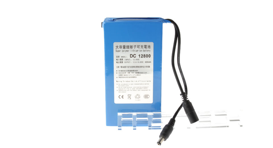 Product Image: 12v-8000mah-rechargeable-li-polymer-battery
