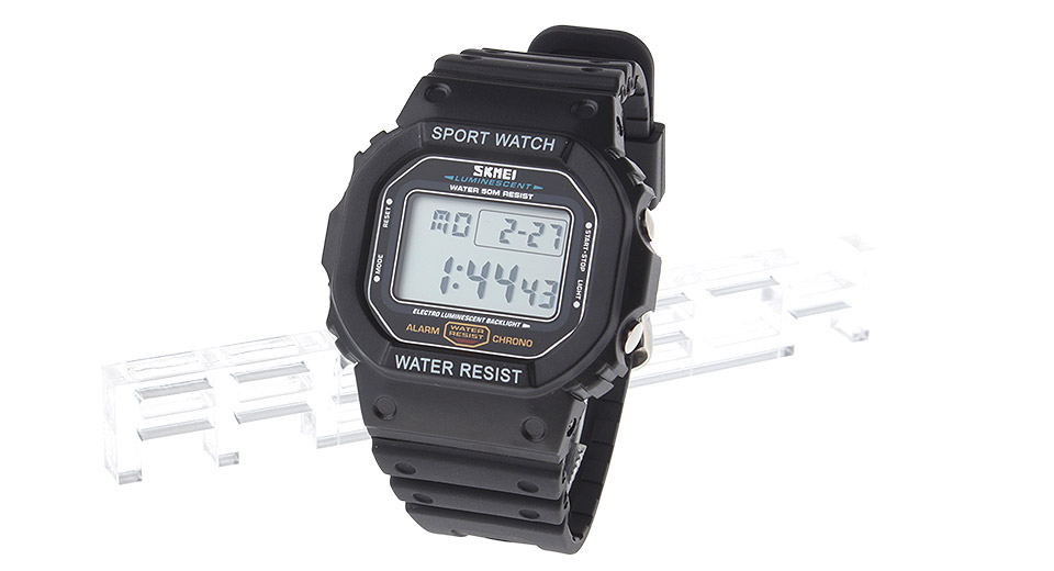 Authentic Skmei 1134 Men Sports Wrist Watch
