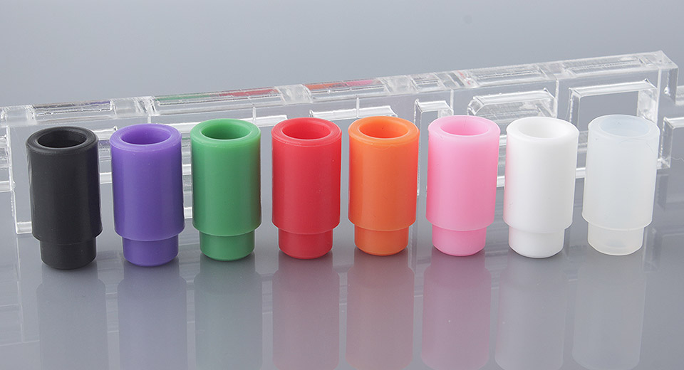 Product Image: silicone-510-drip-tip-8-pieces