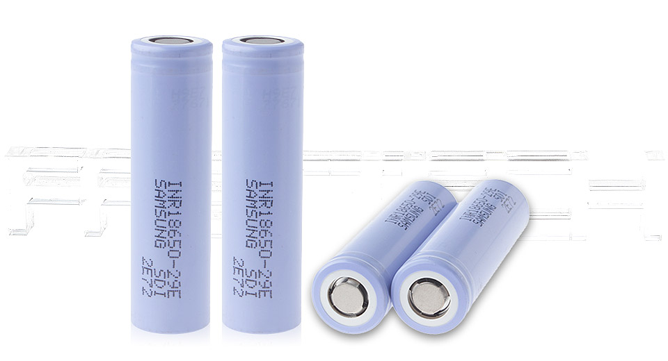 Product Image: inr-18650-29e-3-6v-2900mah-rechargeable-li-ion