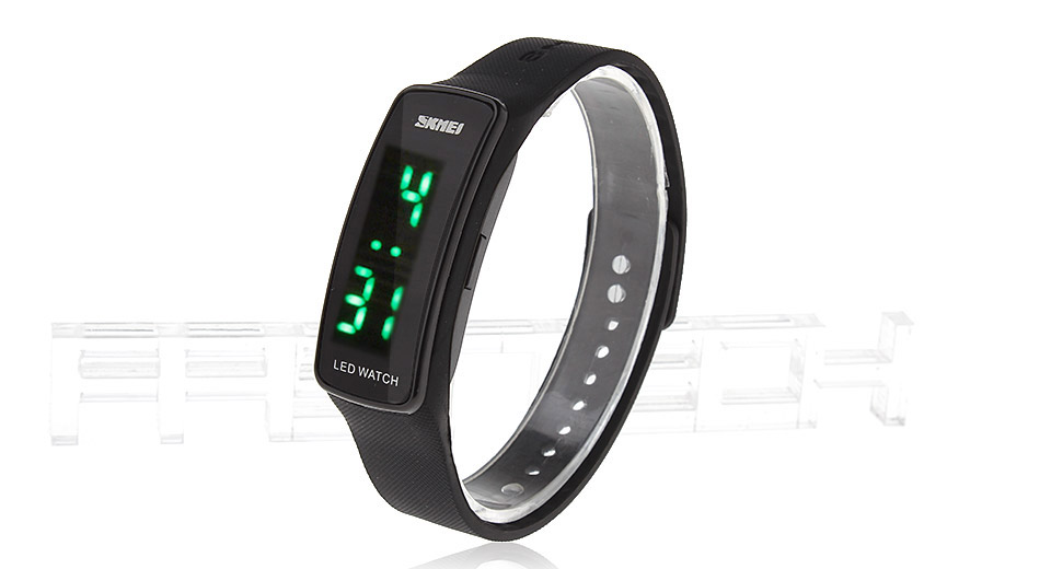 "Authentic Skmei 1.2"" LED Digital Sports Wrist Watch"