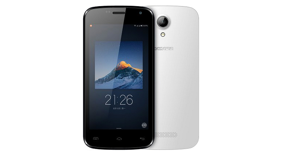 Product Image: doogee-x3-4-5-quad-core-android-5-1-lollipop-3g