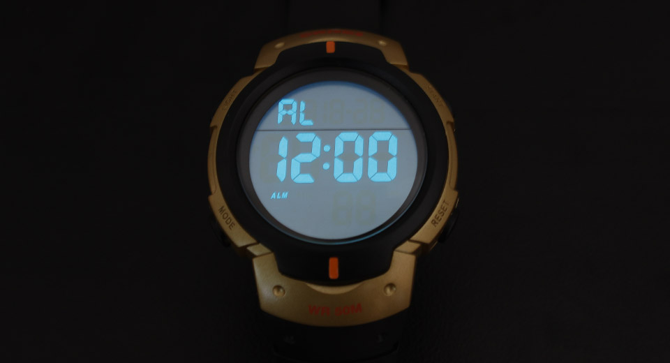 Skmei 1068 Unisex LED Digital Sports Wrist Watch