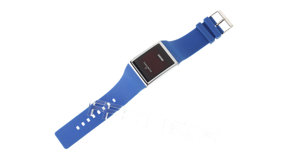 "Skmei 1.34"" LED Touch Screen Digital Wrist Watch"