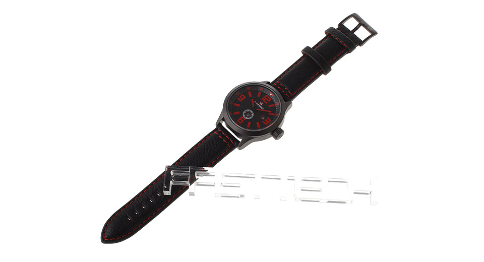 NAVIFORCE 9057 Men's Military Style Analog Wrist Watch