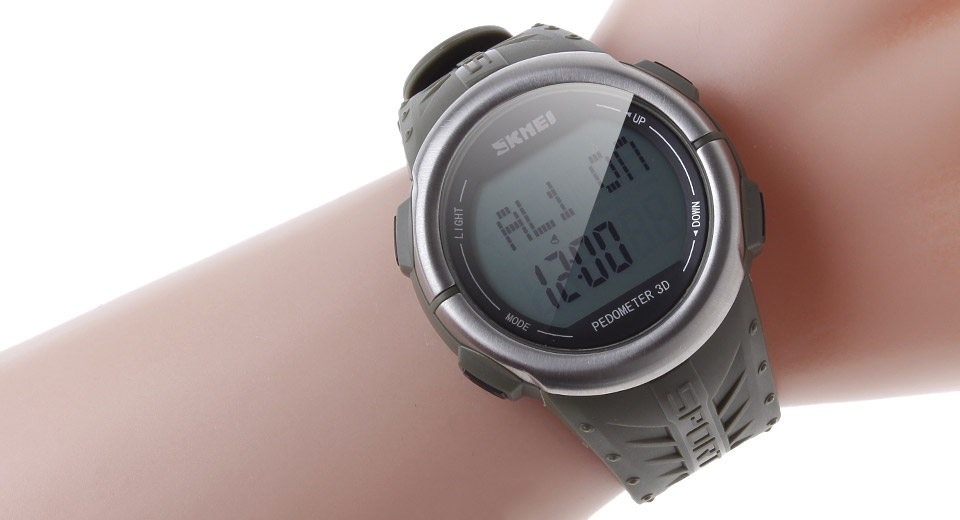 Skmei 1058 LED Digital Sports Smart Wrist Watch