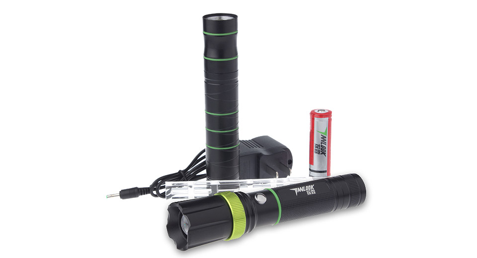 TanLu TL-D5 LED Flashlight Gift ...