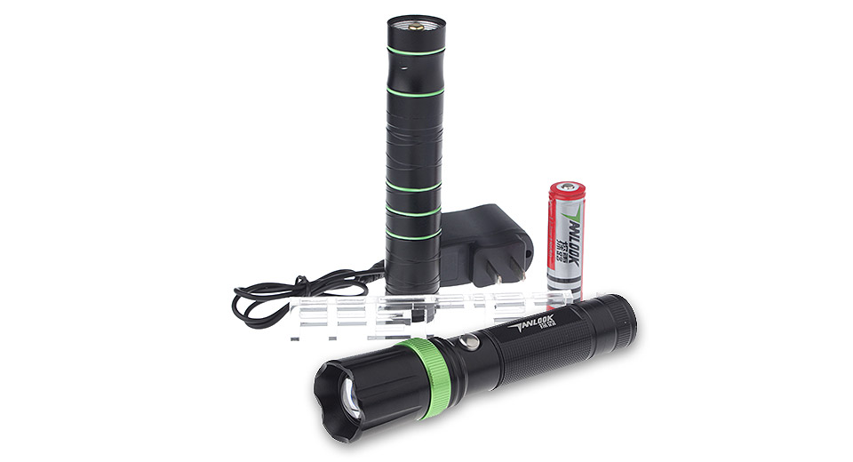 Product Image: tanlu-tl-d4-zooming-led-flashlight-gift-set