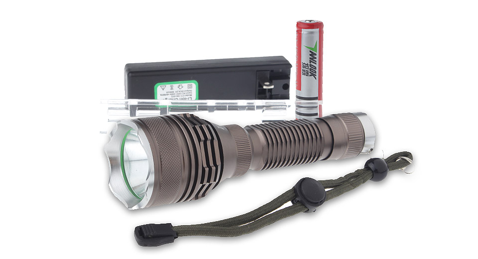 Product Image: tanlu-tl-c9-led-flashlight-gift-set