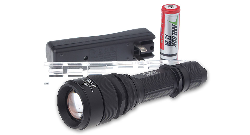 Product Image: tanlu-s7-led-flashlight-gift-set-w-focus-zoom